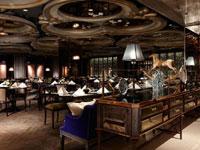 パレ・ド・シンホテル レストラン