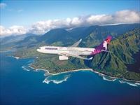 ハワイアン航空/エコノミークラス/イメージ