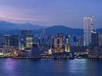 香港/HYATT-REGENCY/外観
