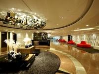 香港/パンダホテル/ロビー