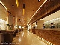 香港/マルコポーロホテル/ロビー