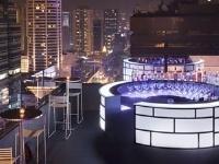 シンガポール/ヒルトン/酒場