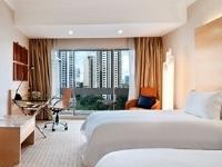シンガポール/ヒルトン/部屋