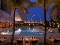 シンガポール/コンラッド/プール