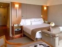 シンガポール/フェアモント/お部屋の一例