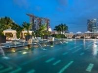 シンガポール/マンダリンオリエンタル/プール