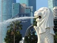 シンガポール/マーライオン/イメージ