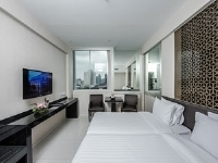 バンコク/マンダリンバイセンターポイント/お部屋の一例