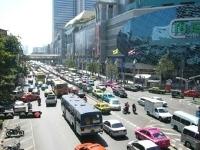 バンコク/街並み/イメージ