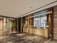 上海国際度假万怡酒店/ロビーイメージ