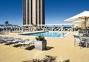 アラモアナホテル プール