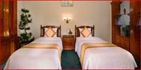 ホテルコンチネンタルホーチミン お部屋一例
