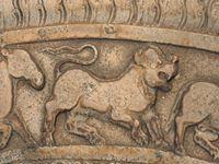 ポロンナルワの彫刻跡/イメージ