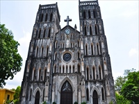 ハノイ大聖堂(聖ジョセフ教会)