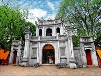 ハノイ文廟の門