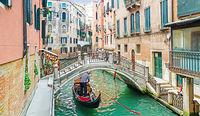 水の都ベネチア(イメージ)