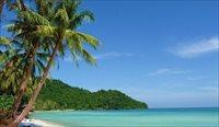 フーコック随一の美しさを誇る「サオビーチ」