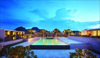 ハイアット/広大な敷地を有するブランドホテル