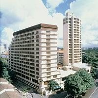 ヨークホテル・シンガポール/外観