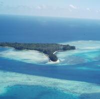 パラオ カープ島