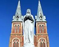 サイゴン大教会(聖マリア教会)*