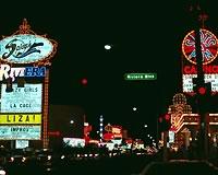 ラスベガスの街並み*