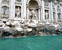ローマ/トレビの泉*