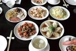 九戸茶語の食事