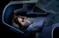 キャセイパシフィック航空(長距離ビジネス)イメージ