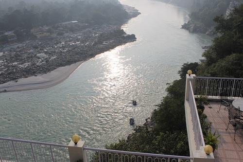 ガンジス河上流