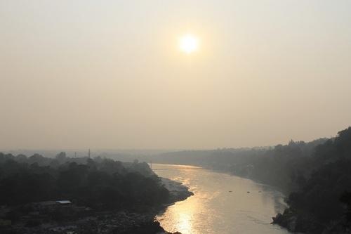ガンジス河上流2