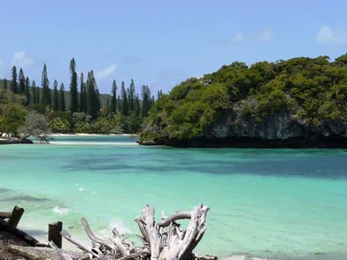 イルデパン島ビーチ