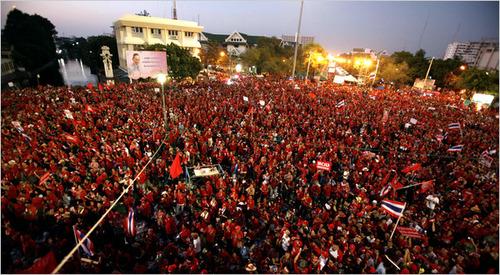 2010年デモ