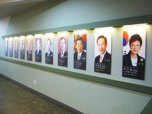 2007年に完成した大統領歴史文化館
