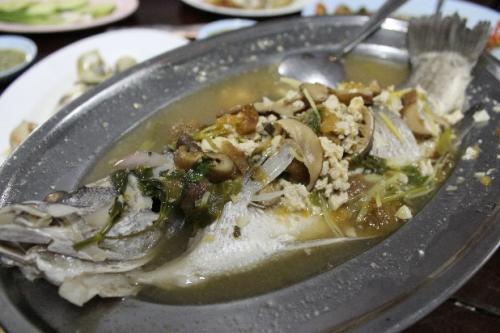シーフード魚