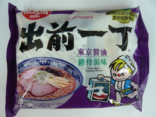 東京醤油豬骨湯