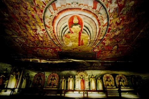 ダンブッラ壁画