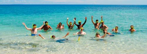 5 snorkel