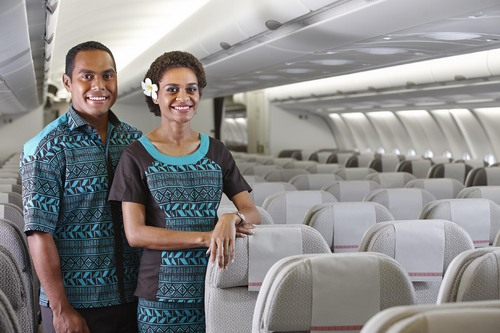 Fiji Airways Crew