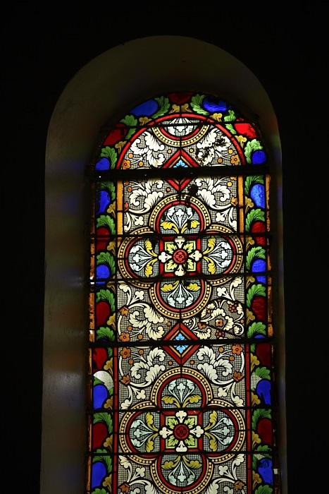 4 バラ窓