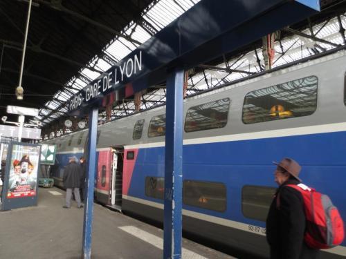 TGV Paris L
