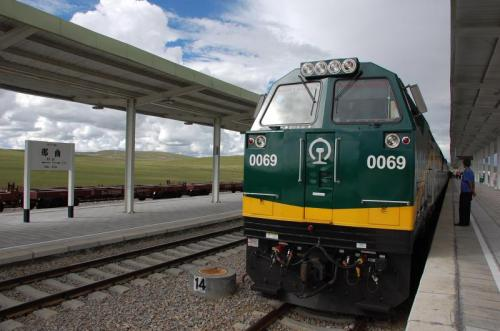 青海チベット鉄道