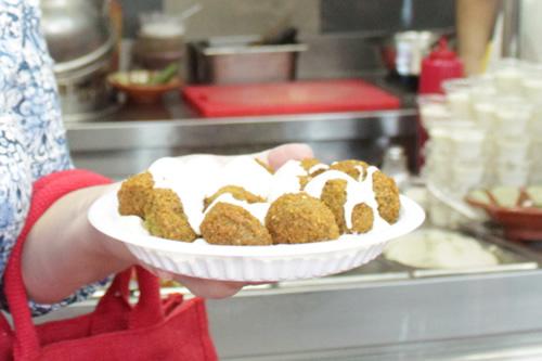 Falafel Plate 7AED