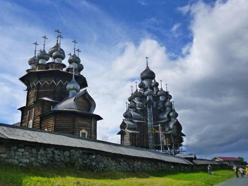 キジ島(ロシア)