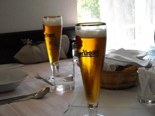 チェコのピルスナービール