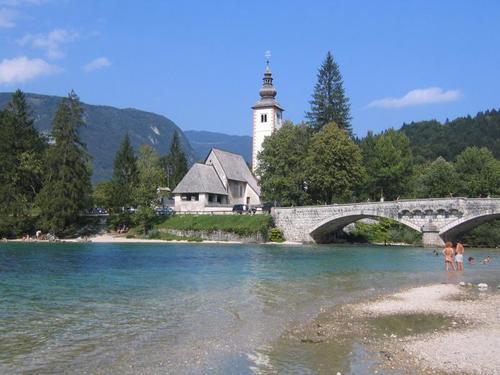 ボヒン湖(スロヴェニア)