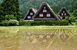 梅雨の季節こそ世界遺産 白川郷へ… 7