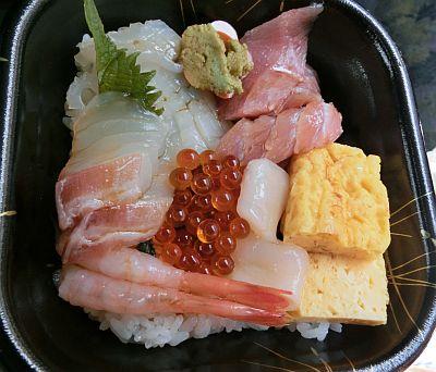 海鮮丼その2