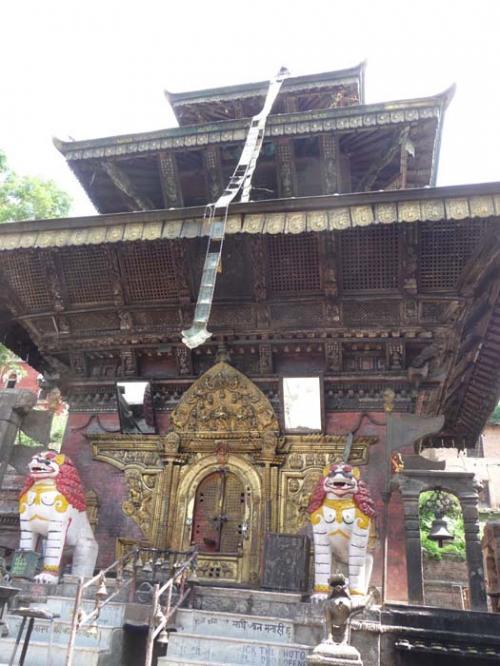 Vajra Yogini Temple3
