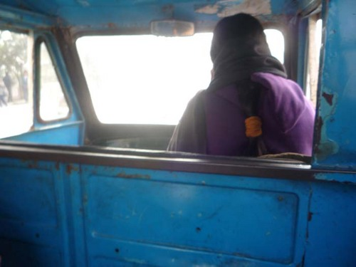 女性ドライバー4